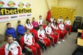 Скокове на батут - пресконференция преди Световно първенство - 02.11.2017