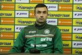 Футбол - пресконференция и тренировка на националния отбор на България - 08.11.2017