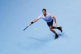 Тенис - АТП ФИНАЛИ Лондон - Роджър Федерер (SWI) VS Джак Сок (USA)