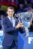 Тенис - АТП ФИНАЛИ Лондон - Рафаел Надал (ESP) ATP номер 1 за 2017 година