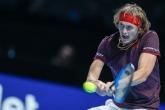 Тенис - АТП ФИНАЛИ Лондон - Александър Зверев (GER) VS Марин Чилич (CRO) - 12.11.2017