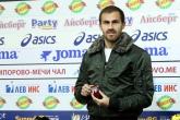 Футбол – Футболист № 1 на октомври Тиаго Родригес - 13.11.2017