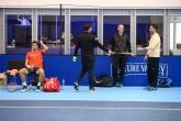 Тенис - ATP финали - Тренировка на Григор Димитров - 13.11.2017