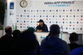 Тенис - ATP финали - Пресконференция на Григор Димитров (BUL) - 13.11.2017