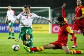 Футбол - квалификация за ЕП до 21 г. - България - Черна Гора - 14.11.2017