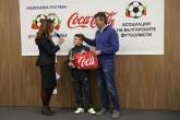 Футбол - АБФ награди на младите таланти - 21.11.2017