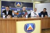 Футбол - пресконференция - ПФК Левски представя нова инициатива с VIBER - 22.11.2017