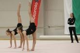 Художествена гимнастика - подиум тренировка на ансамбъла и Невяна Владинова - 23.11.2017