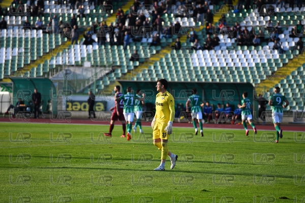 Футбол - ППЛ - 19ти кръг - ПФК Берое - ПФК Септември - 03.12.2017