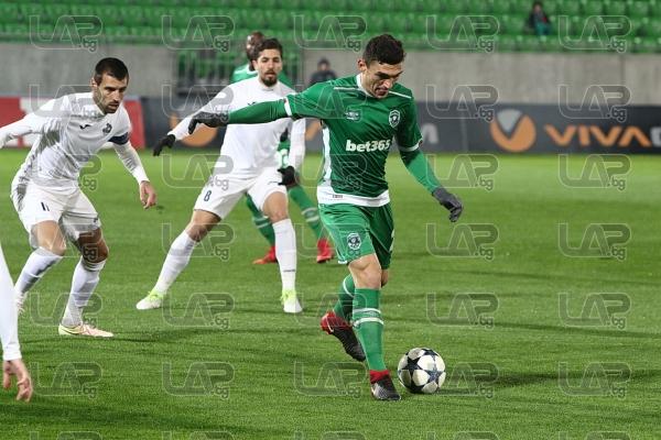 Футбол - ППЛ - 19ти кръг - ПФК Лудогорец - ФК Дунав - 04.12.2017