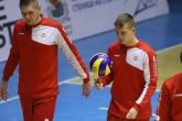 Волейбол - тренрировка на ВК ЦСКА - 06.12.2017