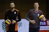 Волейбол - тренировка на ВК Белогорие (Белгород) - 06.12.2017