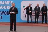 Таекуондо - откриване на Европейското първенство в София - 07.12.2017