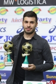 Футбол - награждаване играч на кръга Педро Еуженио - 08.12.2017