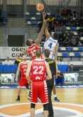 Баскетбол - Рилски спортист - Лукойл Академик - 10 кръг - 16.12.2017