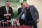 Футбол - теглене на жребий  за 1/2 финалите на купа България - 19.12.2017