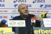 Футбол - пресконференция на Венцислав Стефанов - 20.12.2017