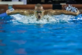 Плуване - Антъни Иванов бътерфлай 200 м - 21.12.2017