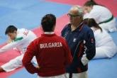 Карате - открита тренировка на националите с испанеца Антонио Олива - 28.12.2017
