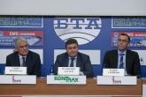 Баскетбол - пресконференция за партньорството между Лукойл и Левски - 05.01.2018