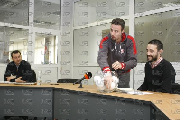 Волейбол - Жребий за финалния кръг на Купата на България - 09.01.2018