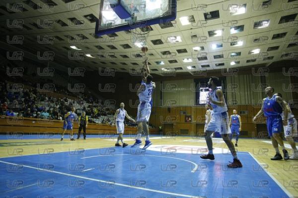 Баскетбол - Купа България - БК Левски Лукойл - БК Черно море - 10.01.2018