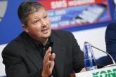 Любослав Пенев - пресконференция за кандидатурата му в БФС - 11.01.2018
