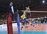 Волейбол - Шампионска лига - ВК Марица - ВК Визура - 11.01.2018