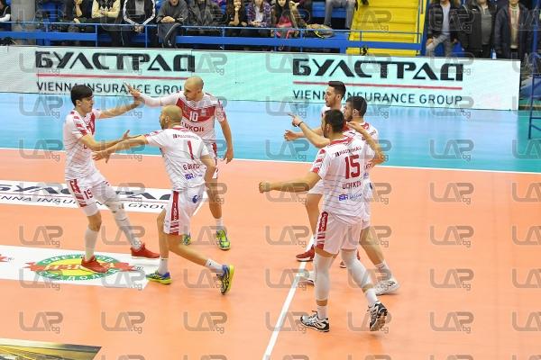 Волейбол - Купа на България - ВК Нефтохимик - ВК ЦСКА - 12.01.2018