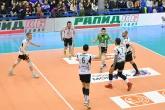 Волейбол - Купа на България - ВК Монтана - ВК Добруджа - 13.01.2018