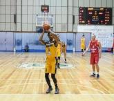 Баскетбол - НБЛ - БК Ямбол - БК Академик - 02.02.2018