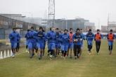 Футбол - тренировка на ПКФ Левски - 08.02.2018