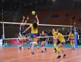 Волейбол - Шампионска лига - ВК Марица - ВК Химик - 08.02.2018