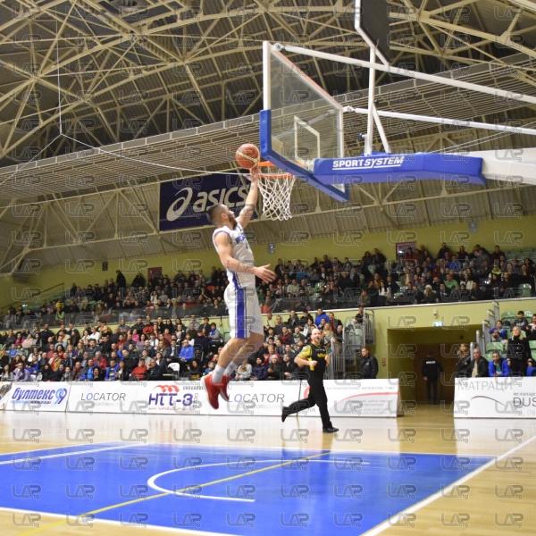 Баскетбол - Академик Бултекс  VS Берое - 10.02.2018