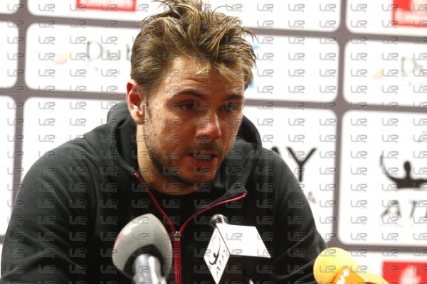 Тенис - АТП 250 - Стан Вавринка  - 10.02.2018