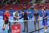 Тенис - АТП 250 -  Финал - Робин Хаасе & Матве Миделкооп vs. Никола Мектич & Александер Пея - 11.02.2018