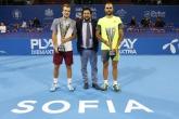 Тенис - АТП 250 - Церемония по награждаване - 11.02.2018
