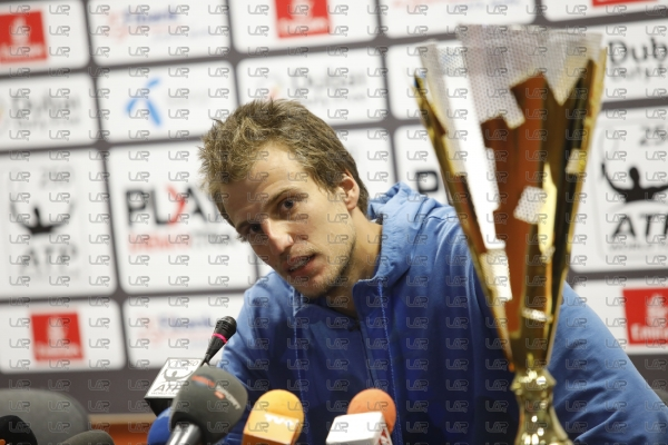 Тенис - АТП 250 - Мирза Башич - 11.02.2018