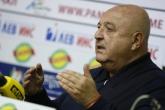 Футбол - пресконференция на президента на Славия - Венцислав Стефанов - 12.02.2018