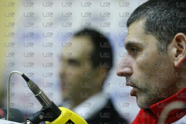 Волейбол - пресконференция преди дербито Левски ЦСКА  - 12.02.2018
