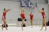 Художествена Гимнастика - контролна тренировка - 13.02.2018