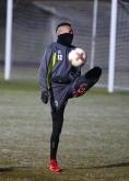 Футбол - тренировка на ПФК Лудогорец преди мача с Милан - 14.02.2018