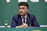 Борислав Михайлов - пресконференция след VIII конгрес на БФС - 16.02.2018
