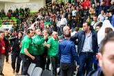 Баскетбол - Купа на България - БК Балкан vs БК Левски Лукойл - След края на мача - 17.02.2018