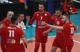 Волейбол - НВЛ - ВК ЦСКА - ВК Марек Юнион Ивкони - 20.02.2018