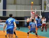 Волейбол - НВЛ - ВК Нефтохимик - ВК Арда - 20.02.2018