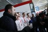 Таекуондо - Националите ни кацнаха в София - 26.02.2018