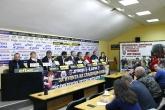 Футбол - втори детски турнир за купа Изида - пресконференция - 06.03.2018