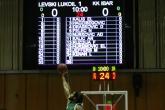 Баскетбол - Балканска Лига - БК Левски Лукойл - КК Ибар- 06.03.2018