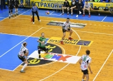 Волейбол - НВЛ - ВК Монтана - ВК Добруджа - 09.03.2018